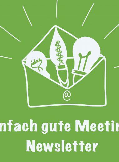 Newsletter & Meeting-Checkliste