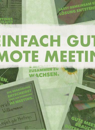Einfach gute Remote-Meetings – Workshop